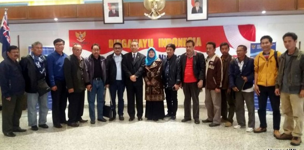 Consulate General of the Republic of Indonesia Warmly Welcome UMI Delegation