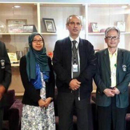 Dentistry UMI Signs LoI with Kuliyyah of Dentistry IIUM, Malaysia