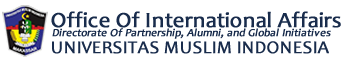 Office of International Affairs | UMI Makassar