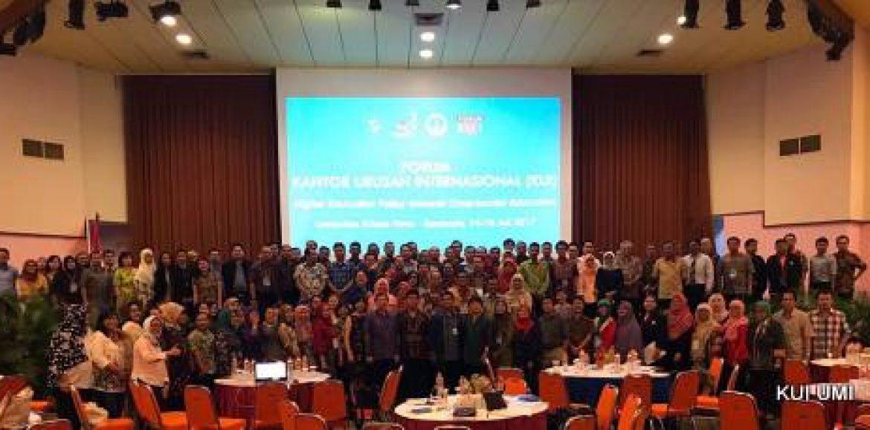 The Third International Office Forum Discuss Cross Border Education