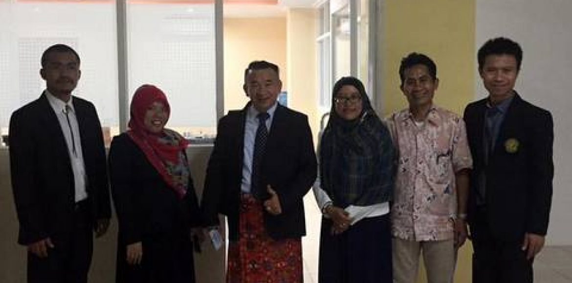 Maejo University Thailand Seeks for Collaboration with Universitas Muslim Indonesia