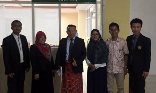 Maejo University Thailand Seeks for Collaboration with Universitas Muslim Indonesia