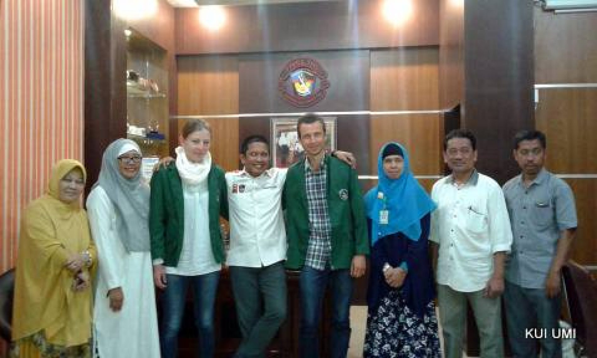 USMB Internship Students Study at Chemical Engineering, FTI UMI
