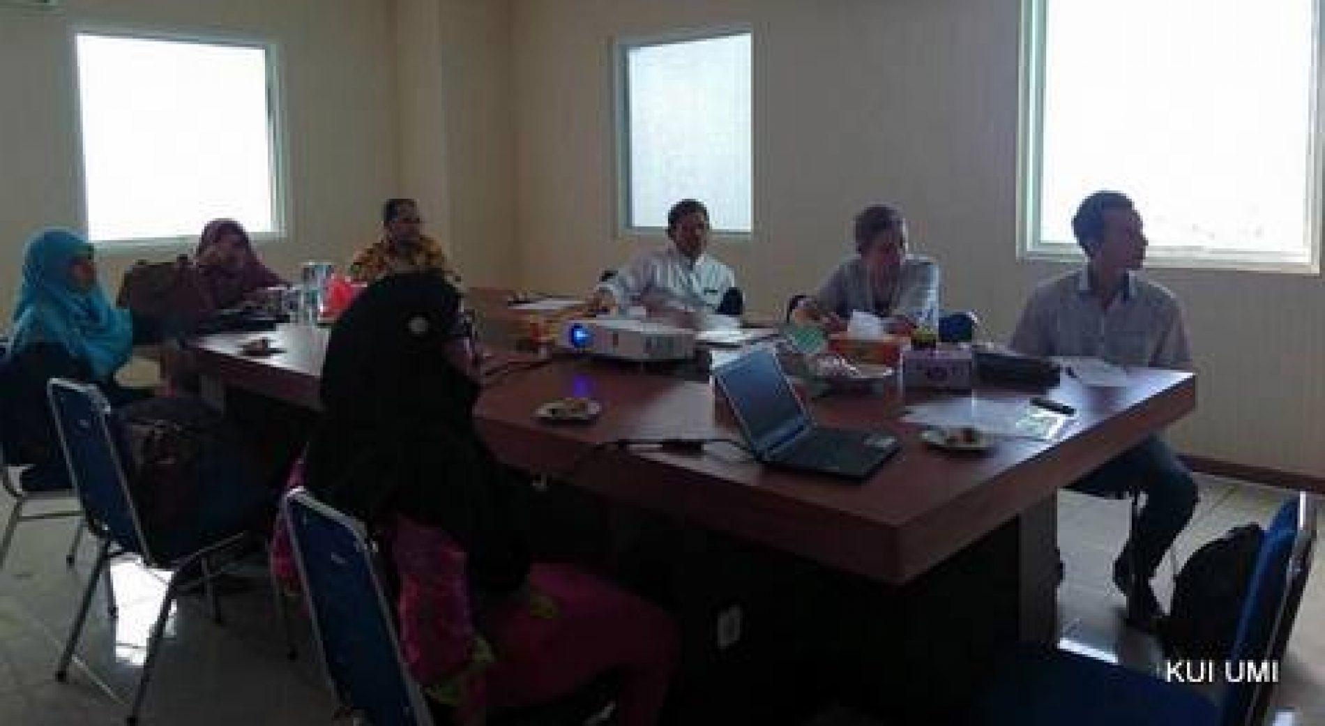 USMB – UMI Internship Students Meet the Supervisors