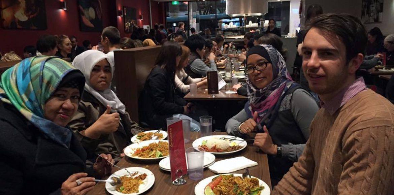 Meet & Greet with AIYEP's Participant