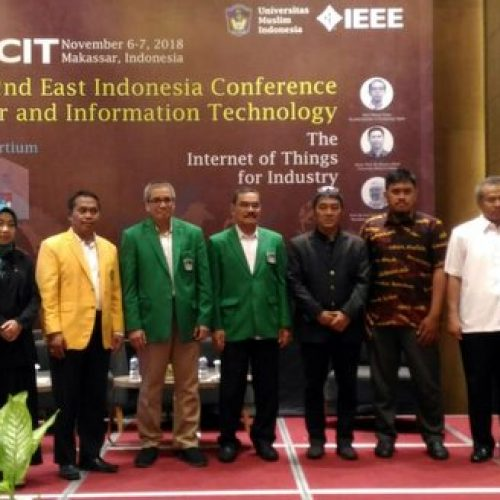 Faculty of Computer Science UMI hosts EIConCIT 2018