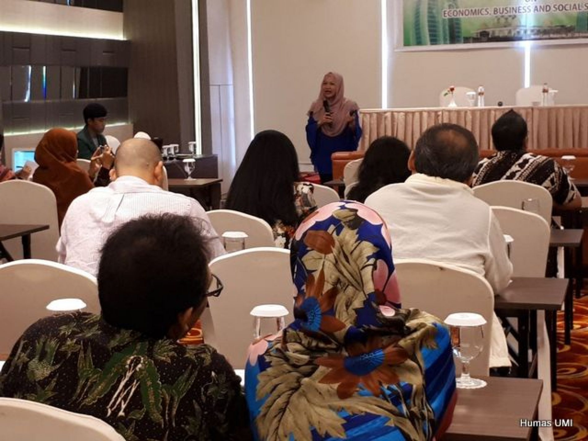 IRC UMI 2017: Prof. Dr. Rosna Awang Hashim Shares the Tips on Publishing