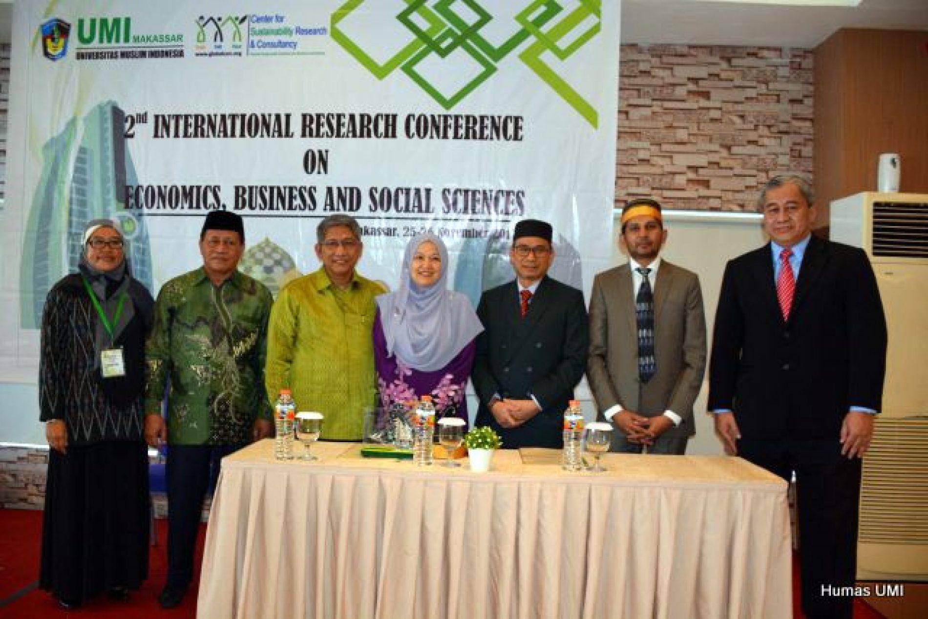 UMI Hosts International conference 'IRC UMI 2017'