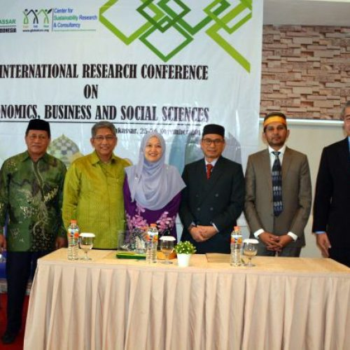 UMI Hosts International conference 'IRC UMI 2017'