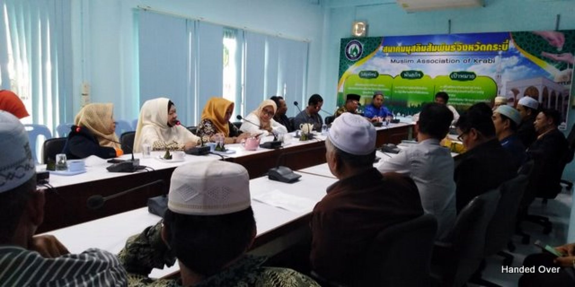 UMI – Muslim Association of Krabi Thailand Collaborates