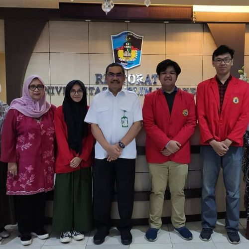 Hasanuddin University's Students Are Taking Internship at UMI